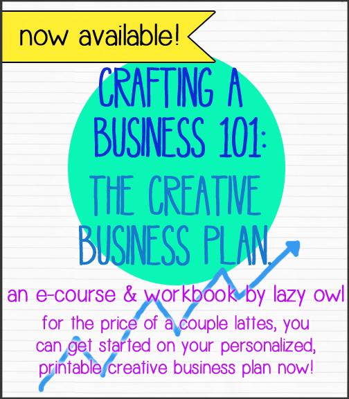 lazy owl boutique business plan